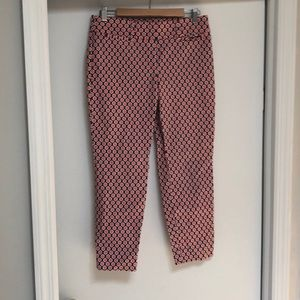 Printed LOFT pants